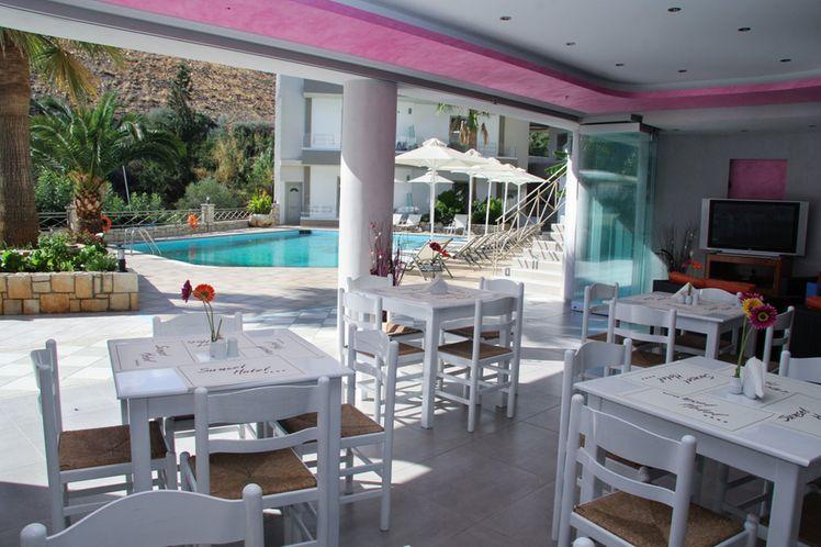 Sunset Hotel Apartments Bali Crete Holidays To Greek Islands Blue Sea Holidays
