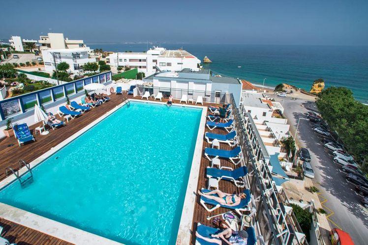 Carvi Beach Hotel Algarve Holidays To Portugal Blue Sea Holidays