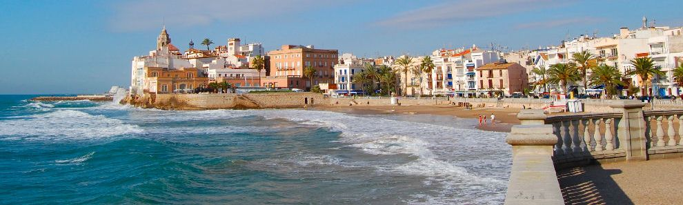 Holidays to Sitges