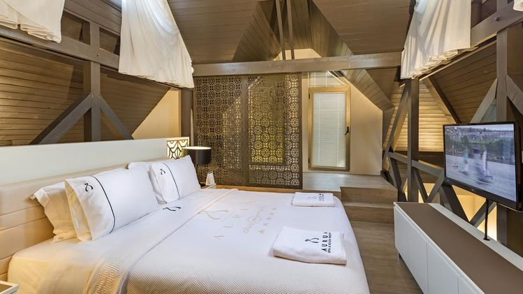 The Roxy Luxury Nature Izmir Holidays To Turkey Blue Sea