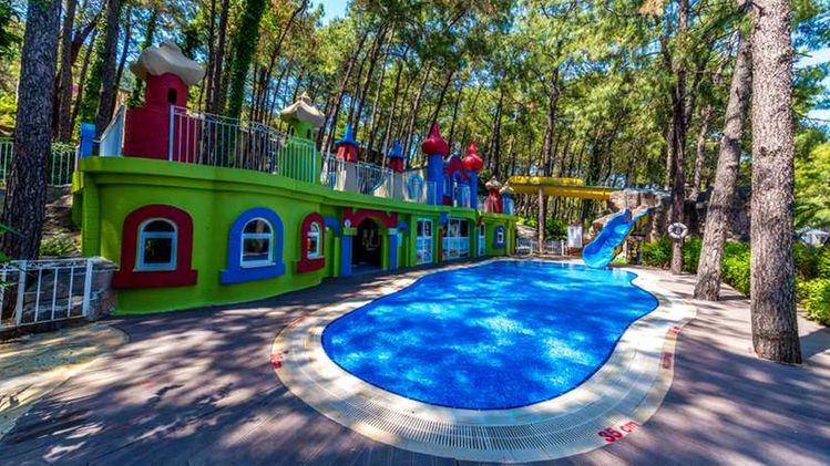 Grand Yazici Club Marmaris Palace Dalaman Holidays To