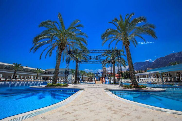 Transatlantik Hotel Spa Antalya Holidays To Turkey Blue Sea Holidays