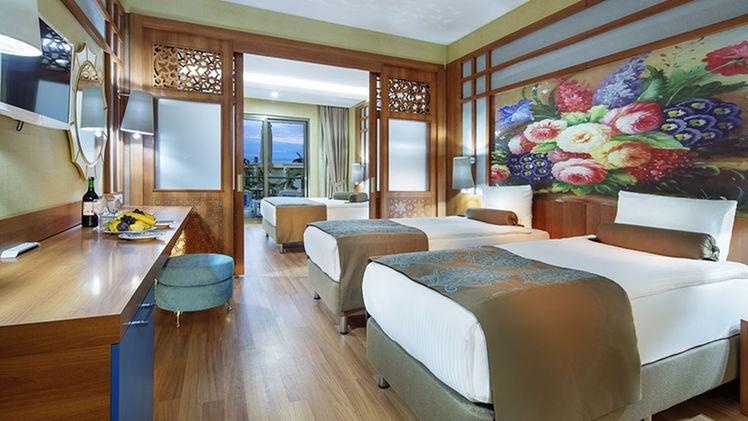 Alan Xafira Deluxe Resort Spa Antalya Holidays To Turkey