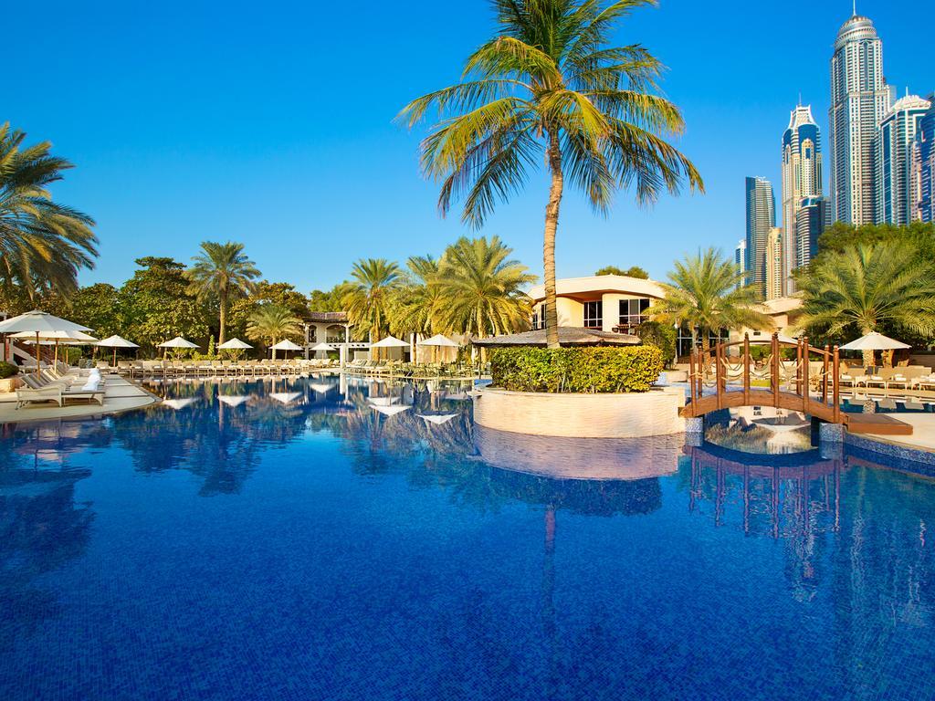 habtoor grand resort spa 5 оаэ дубай