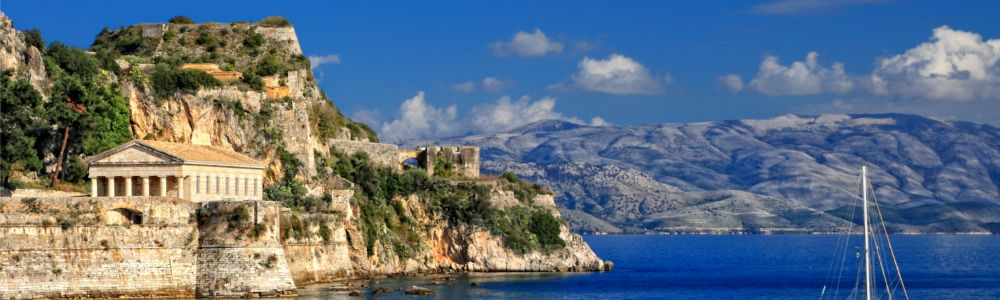 Cheap Holidays to Corfu