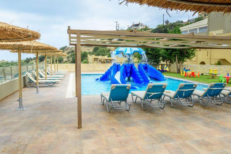Rimondi Grand Resort Spa Crete Holidays To Greek Islands