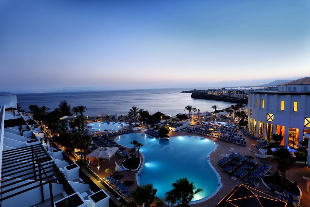 Sandos Papagayo Beach Resort Hotel Map%0A Sandos Papagayo Beach Resort