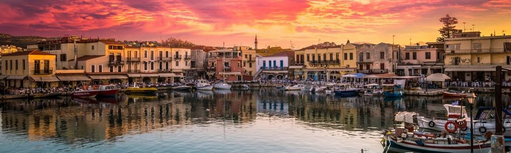 Cheap Holidays to Rethymnon